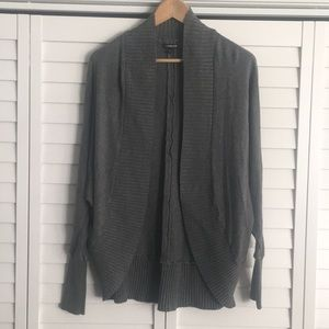Express Open front sweater